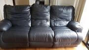 Leather Recliners for sale Blacktown Blacktown Area Preview