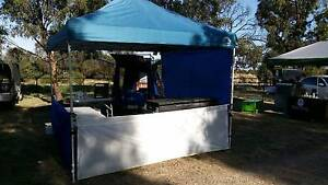 BBQ market stall for sale with markets booked for 2017 Geelong Geelong City Preview