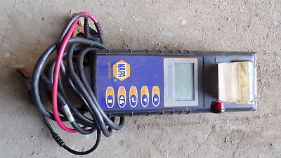 Napa MDX-225 Battery Conductance and Electrical System Analyzer 0612600028