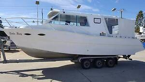 2006 JACKMAN 8.3M CUSTOM HARDTOP. South Fremantle Fremantle Area Preview