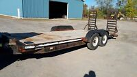 2014 Canada Trailers T/A Equipment Trailer  Barrie Ontario Preview
