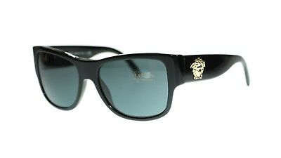 Versace Sunglasses VE4275 GB1/87 Black / Gray Lens 58mm