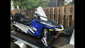 "2016 Polaris voyager 144"" 550f with trailer"