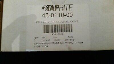Taprite 43-0110-00 Ball Lock Keg Conversion Kit Kegorator New