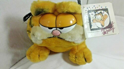 DAKIN GARFIELD Kitty Plush 1988 Original TAGS