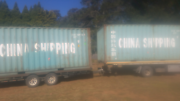 20ft shipping container delivered to canberra  Dickson North Canberra Preview