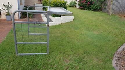 GALVANISED UTE SHOOTING RACK Victoria Point Redland Area Preview