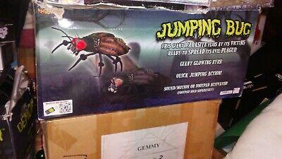 Spirit Halloween Jumping Bug Halloween Prop Sample (Bug Halloween)