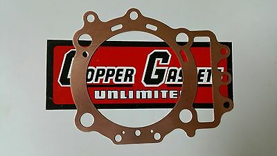 "ARTICAT 700 PROWLER COPPER HEAD GASKET .026"" THICK X 107MM"