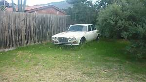 1971 Jaguar XJ6 Sedan Upper Ferntree Gully Knox Area Preview