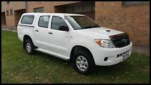 2007 Hilux Ute, canopy, top condition, yours from $84 week Braybrook Maribyrnong Area Preview