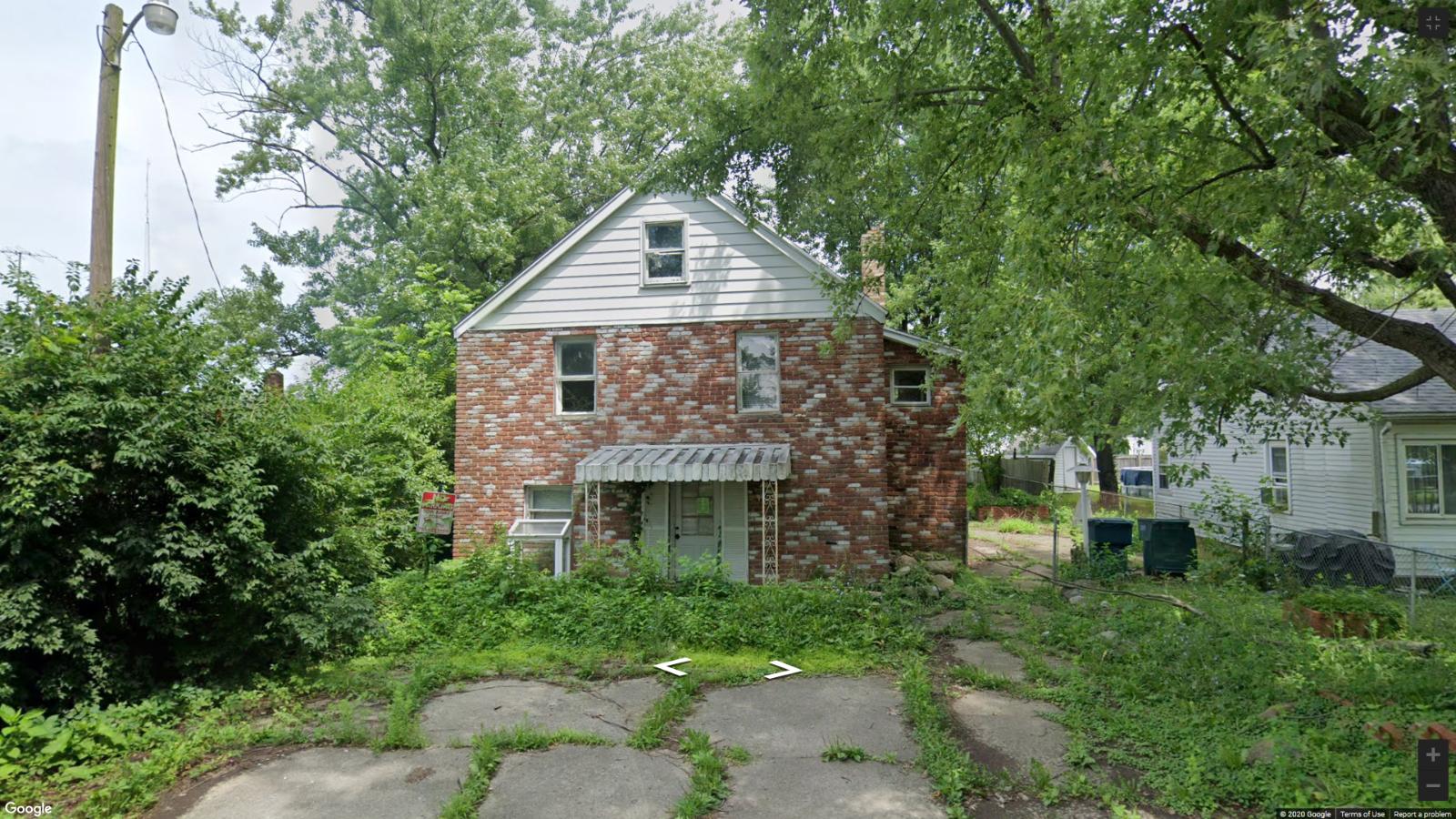 Big Brick House Investment Property Rehab  - $3,100.00