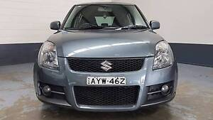 2006 Suzuki Swift Hatchback North St Marys Penrith Area Preview