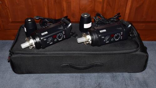 Bowens Gemini GM500R 500WS Monolight Kit Reflector Stands Umbrellas Case (#8755)