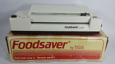 VTG Foodsaver Tilia Vacuum Food Sealer Italy Replacement Part - Heat Seal Bar