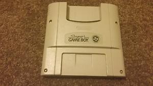 Super Game Boy (NTSC JP) Cheltenham Charles Sturt Area Preview