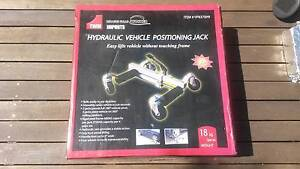 Hydraulic Vehicle Positioning Jacks. Two of.  Brand New. Queanbeyan Queanbeyan Area Preview