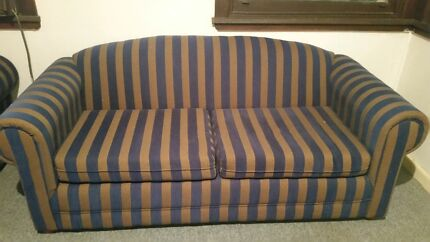 Two seater lounge 2 arm chairs  Camden Camden Area Preview