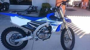 2016 Yamaha YZ450F 26hrs Mount Louisa Townsville City Preview