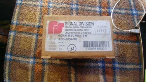 FEDERAL SIGNAL HORN MECHANISM 350-024-30