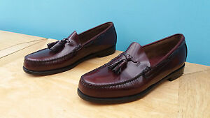 G H BASS Weejuns Larkin Tassle Loafers  Sz 10.5 NEW Cheapest on eBay RRP £125