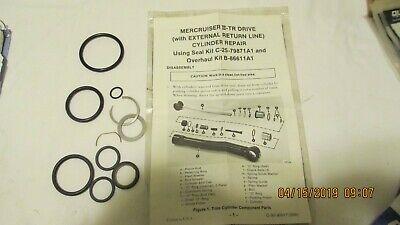 New Mercury Mercruiser Quicksilver Oem Part # 10-826844 30 Screw item 2577