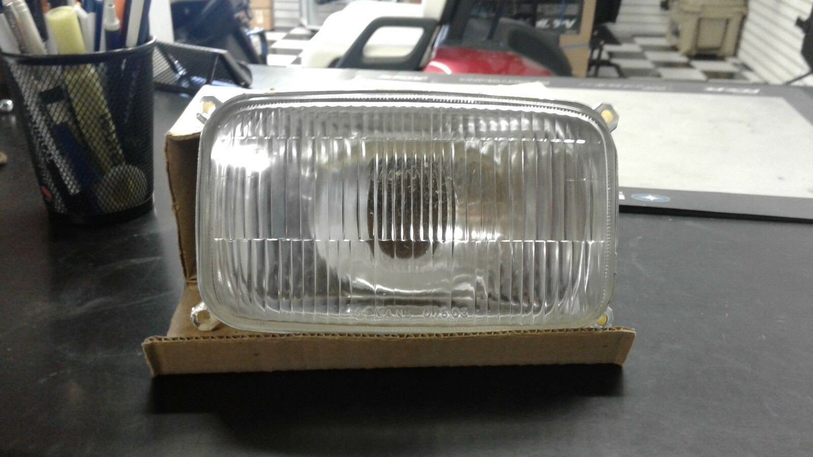POLARIS SNOWMOBILE UNIT-HEAD LAMP 4032001