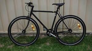 Fixie Bike - Gotham Messenger Rankin Park Newcastle Area Preview