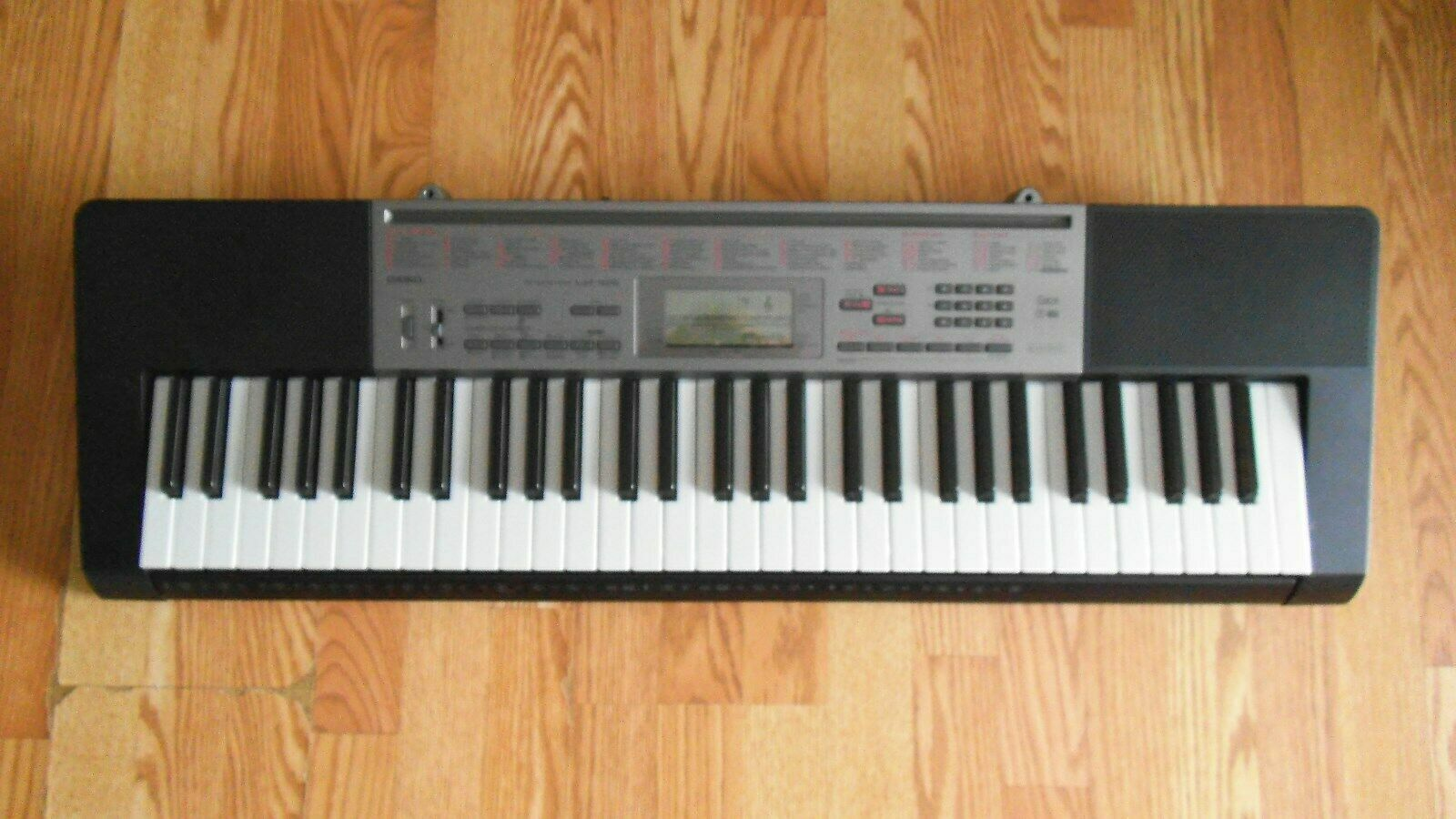 sports shoes 41513 482da Casio Lk-165 Electronic 61 Key Lighted Keyboard Piano