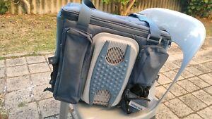 35 liter portable car cooler/cooling bag.