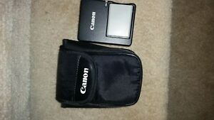 Canon battery,charger and case