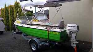 15' Dealtry Gannet Runabout Encounter Bay Victor Harbor Area Preview