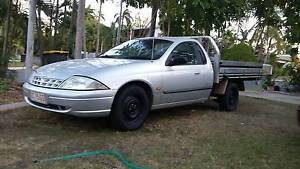 2001 Ford au Leanyer Darwin City Preview