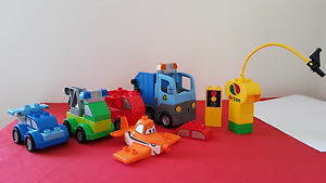 Duplo trucks Rouse Hill The Hills District Preview