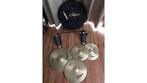 Drum Kit + Backpack Bag Broadbeach Gold Coast City Preview