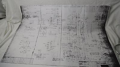 Bremen Noiseless Caloric Pumping Engine Blueprint Only Miniature Model