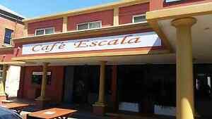 CAFÉ ESCALA 515 KEIWA ST ALBURY N.S.W Ph. ******3271 Albury Albury Area Preview