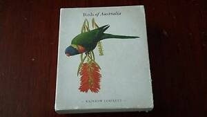2013 RAINBOW LORIKEET 1/2 oz SILVER PROOF COIN Ipswich Ipswich City Preview
