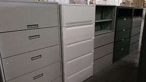 5 Drawer Lateral File Cabinet | eBay
