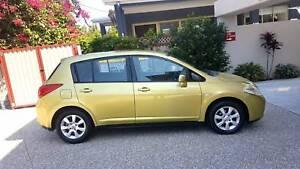 2007 Nissan Tiida ST-L, AUTO - REGO - RWC - WARRANTY