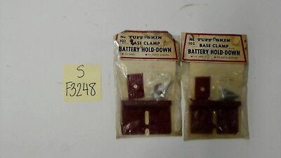 Battery Hold Down Lot Of 2