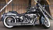 HARLEY-DAVIDSON SOFTAIL DELUXE Sydney City Inner Sydney Preview