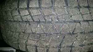 winter tires and rims Cambridge Kitchener Area image 2
