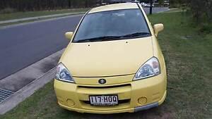 2004 Suzuki Liana Hatchback Jimboomba Logan Area Preview