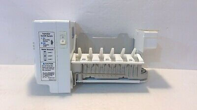 New OEM LG Kenmore Refrigerator Ice Maker Assembly 5989JB0001A