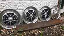 Triumph 13 inch wheel trims Mornington Mornington Peninsula Preview