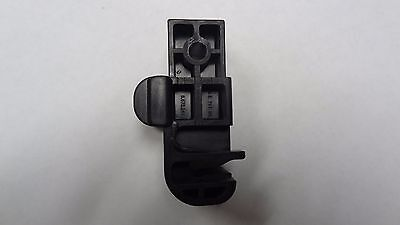 Bennington Marine Pontoon OEM Black Plastic Bimini Top Latch Connector 002957