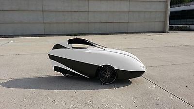 CD Konstruktion Fertigung Velomobil Karosserie Trike Carbon Verkleidung Scorpion
