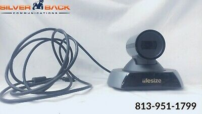 Lifesize Ptz Video Conferencing 2.1 Mp Camera Lfz-029. Tested