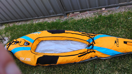INFLATABLE KYAK./CANOE